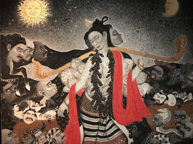 Vue de l'exposition Enfers et fantômes d'Asie - Musée du Quai Branly - Jacques Chirac (49)