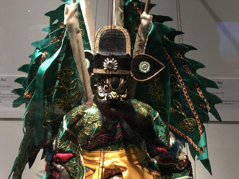 Vue de l'exposition Enfers et fantômes d'Asie - Musée du Quai Branly - Jacques Chirac (6)