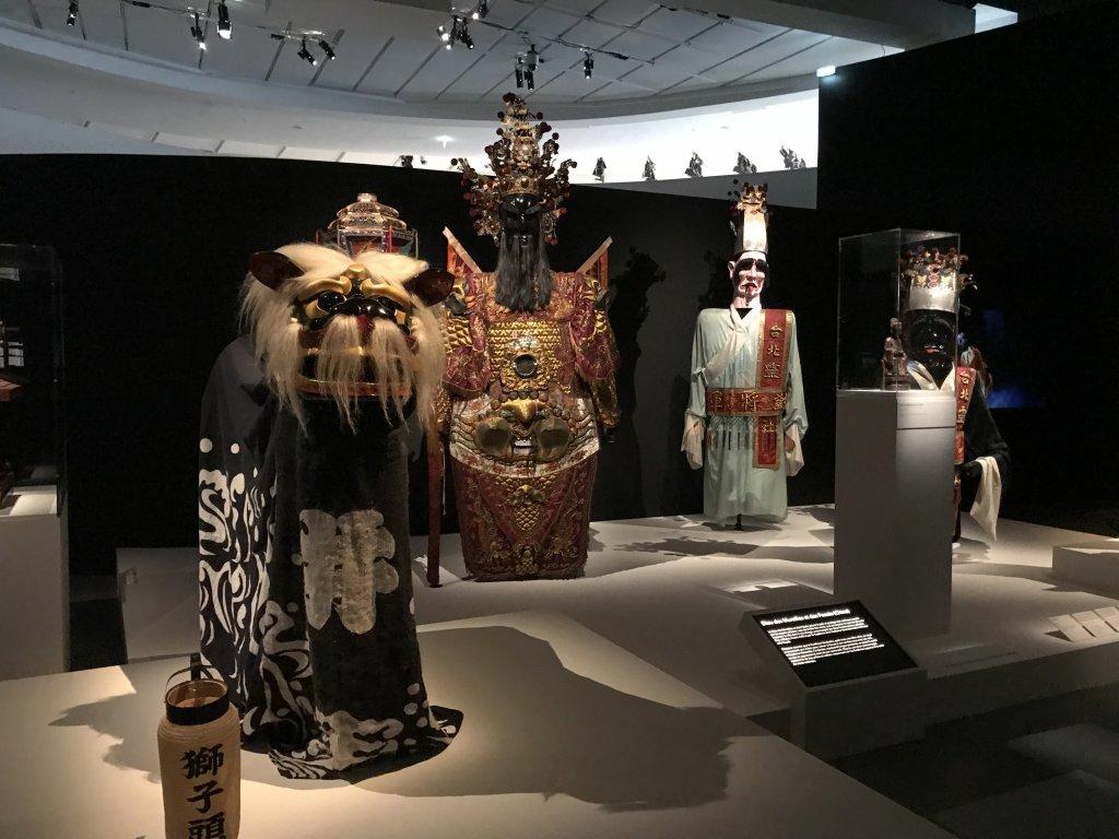 Vue de l'exposition Enfers et fantômes d'Asie - Musée du Quai Branly - Jacques Chirac (8)