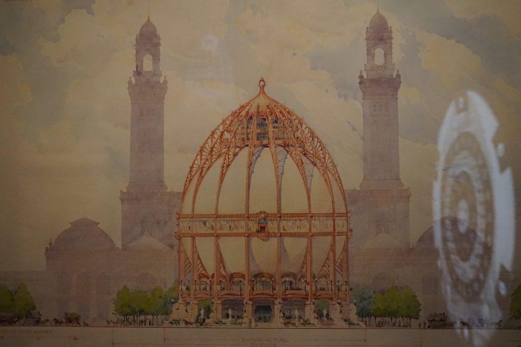 Vue de l'exposition Globes à la Cité de l'Architecture et du Patrimoine (18)