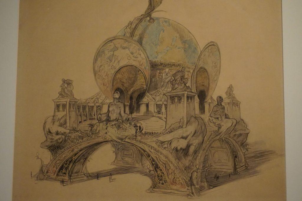 Vue de l'exposition Globes à la Cité de l'Architecture et du Patrimoine (22)