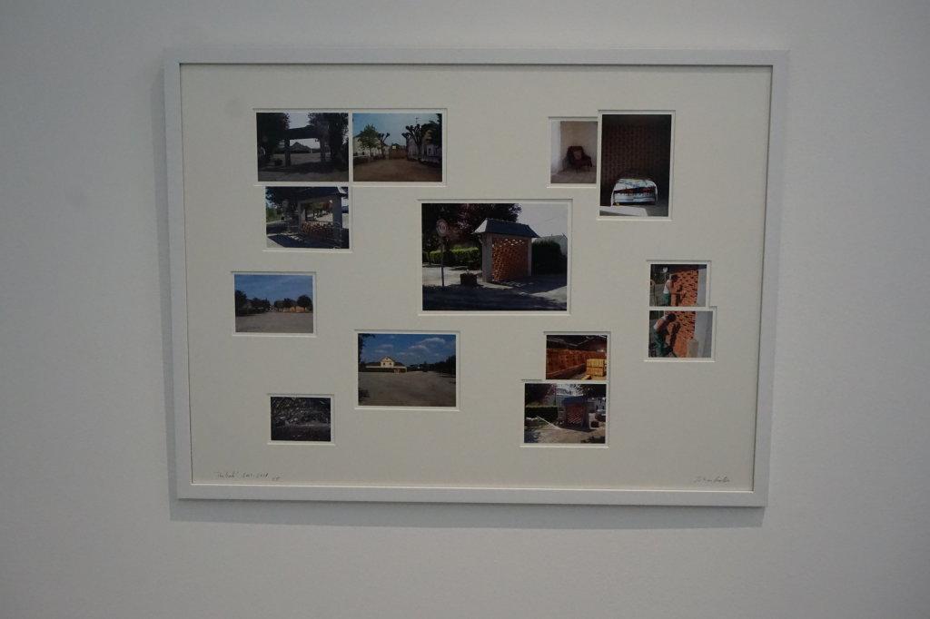 Vue de l'exposition Johan Creten à la galerie Perrotin (16)