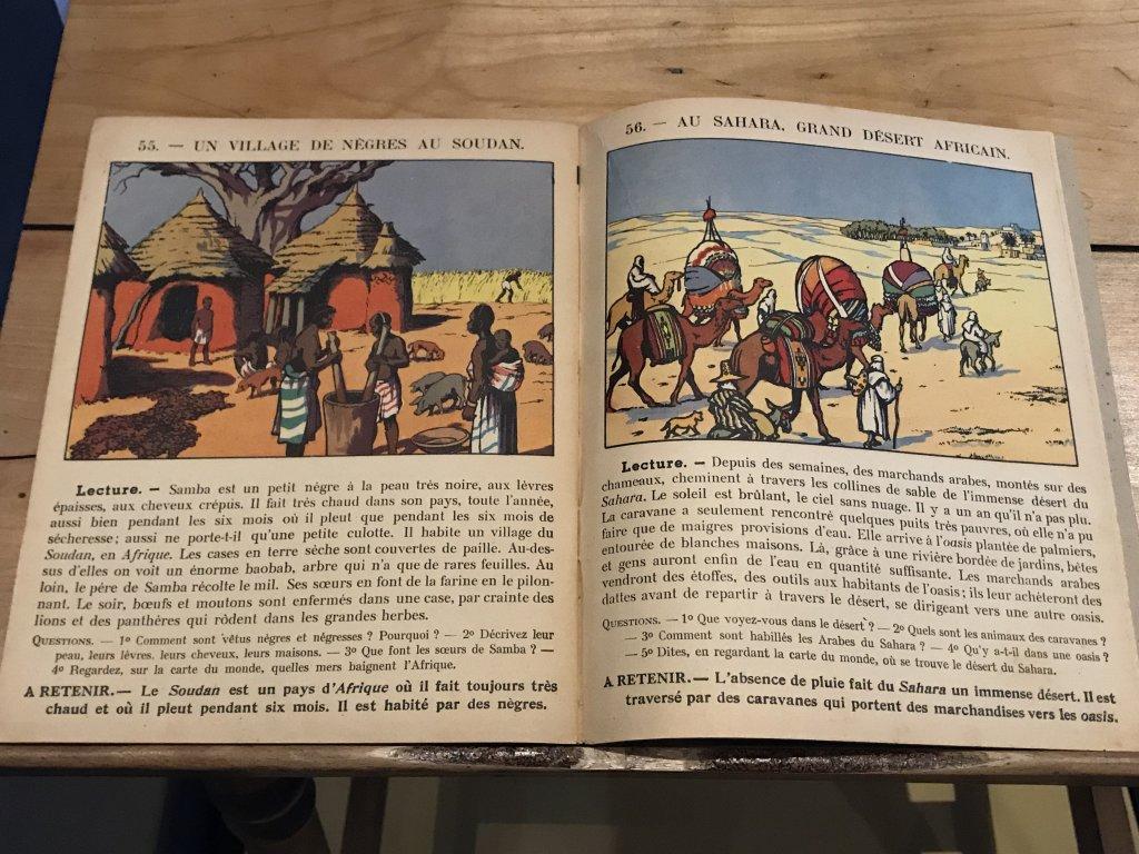 Vue de l'exposition Le Magasin des Petits explorateurs - Musée du Quai Branly - Jacques Chirac