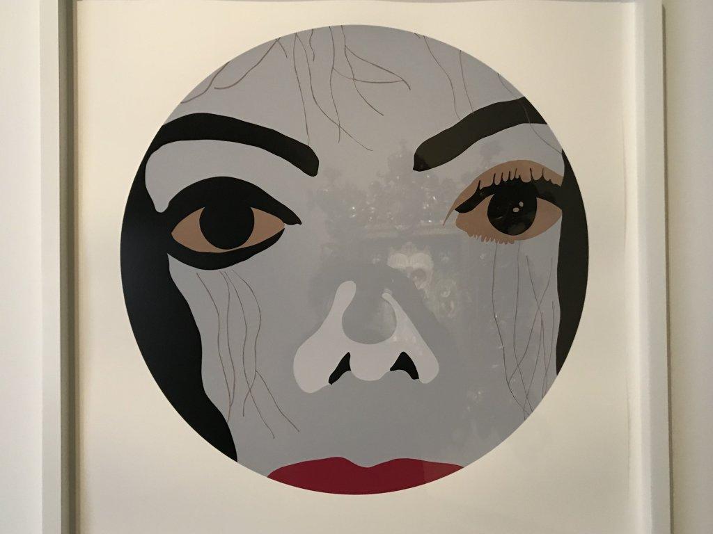 Vue de l'exposition Michael Jackson, On the Wall - Grand Palais (1)