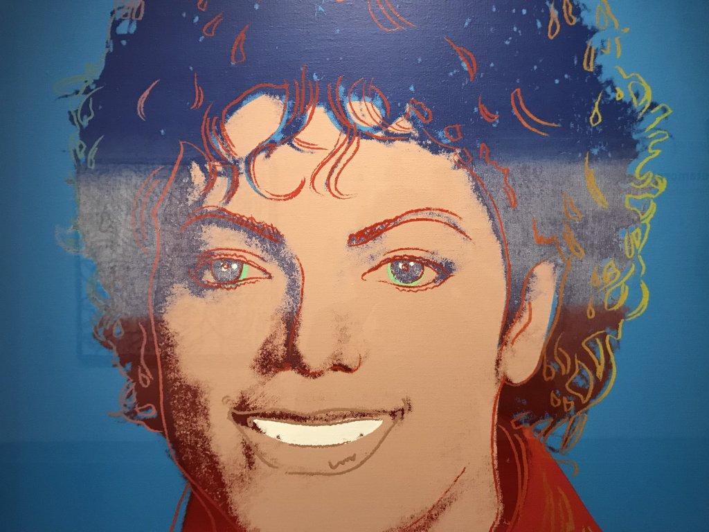 Vue de l'exposition Michael Jackson, On the Wall - Grand Palais (17)