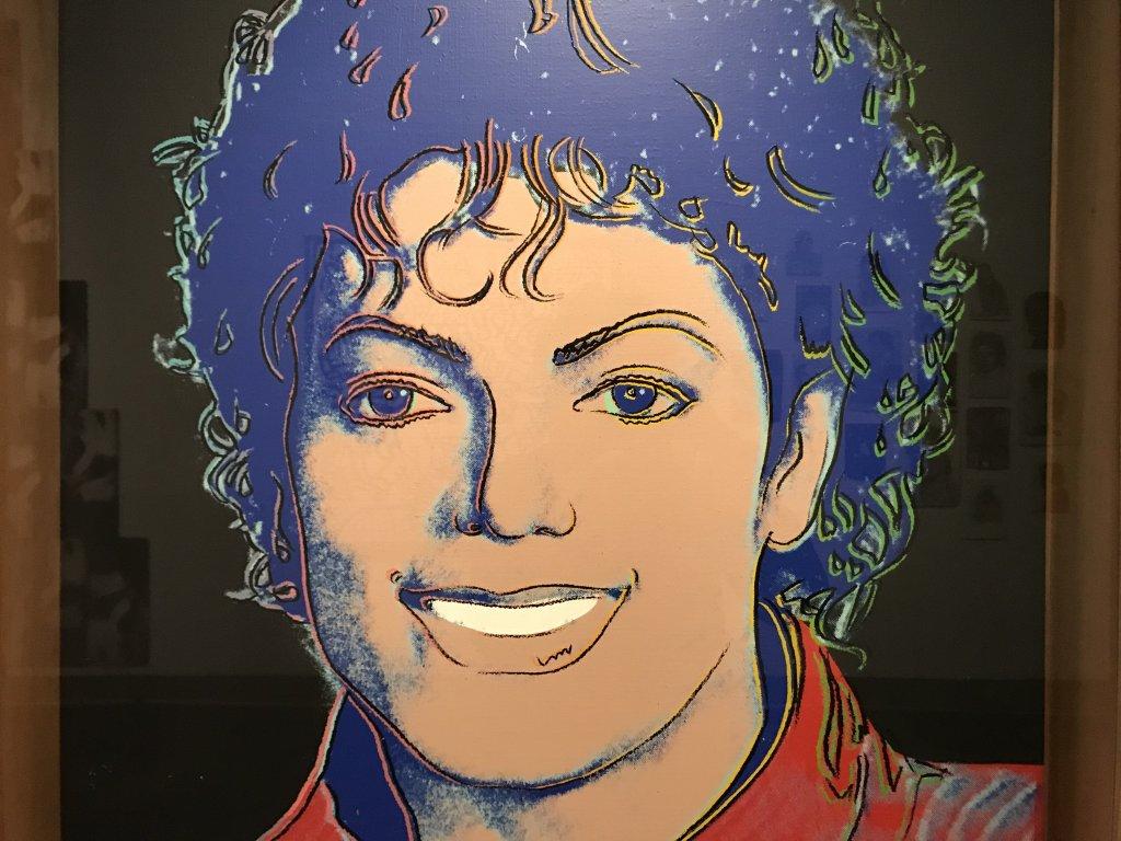 Vue de l'exposition Michael Jackson, On the Wall - Grand Palais (18)