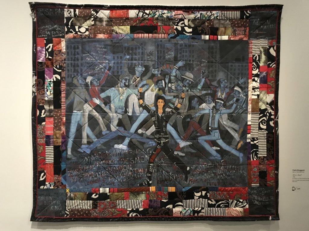 Vue de l'exposition Michael Jackson, On the Wall - Grand Palais (19)