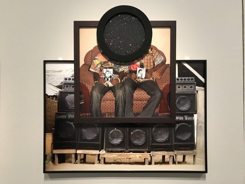 Vue de l'exposition Michael Jackson, On the Wall - Grand Palais (21)
