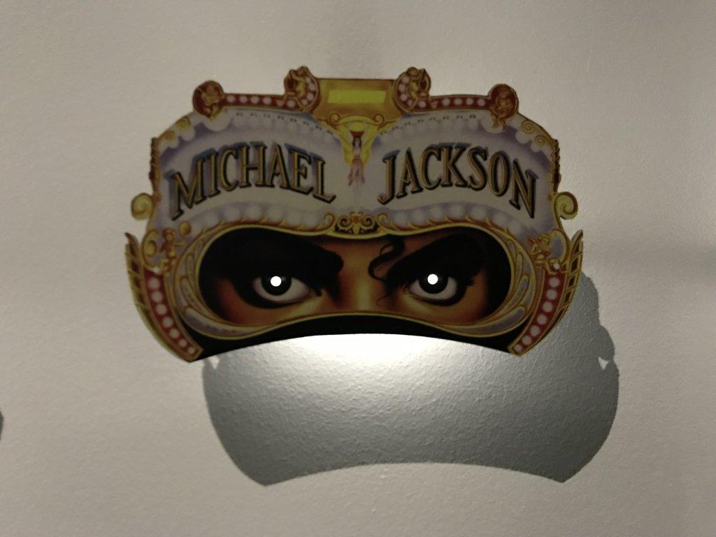 Vue de l'exposition Michael Jackson, On the Wall - Grand Palais (29)
