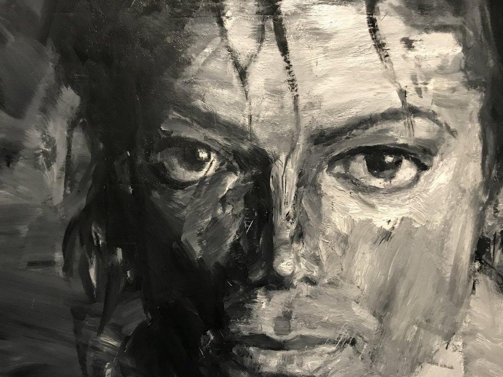 Vue de l'exposition Michael Jackson, On the Wall - Grand Palais (3)