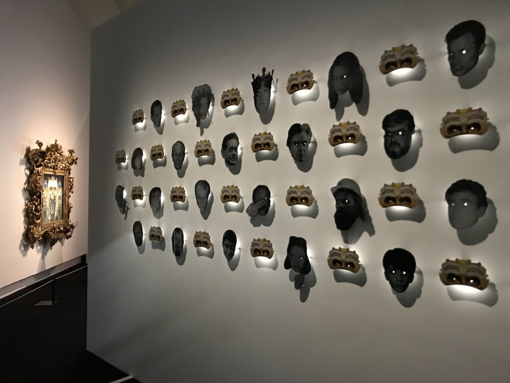Vue de l'exposition Michael Jackson, On the Wall - Grand Palais (30)