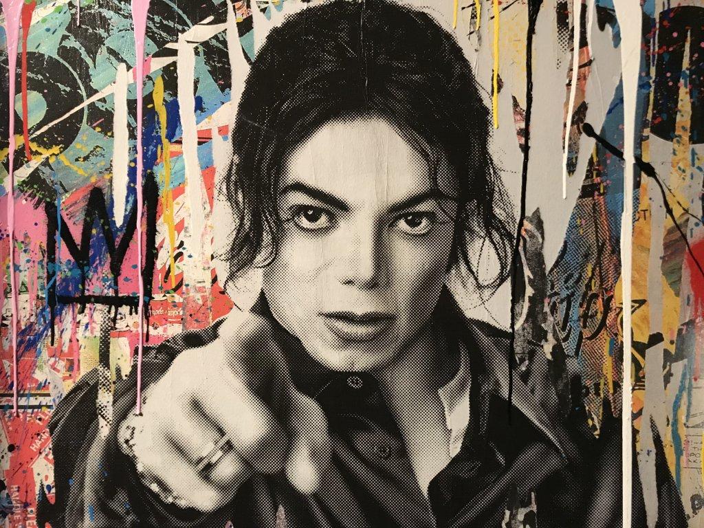 Vue de l'exposition Michael Jackson, On the Wall - Grand Palais (31)