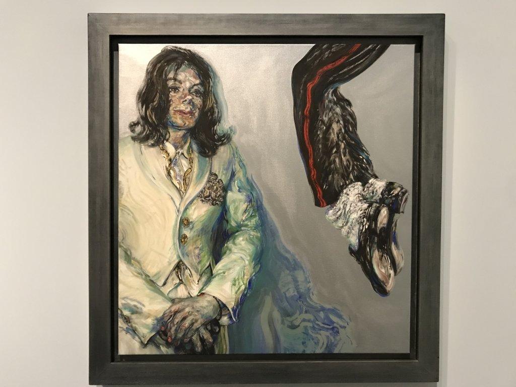 Vue de l'exposition Michael Jackson, On the Wall - Grand Palais (33)