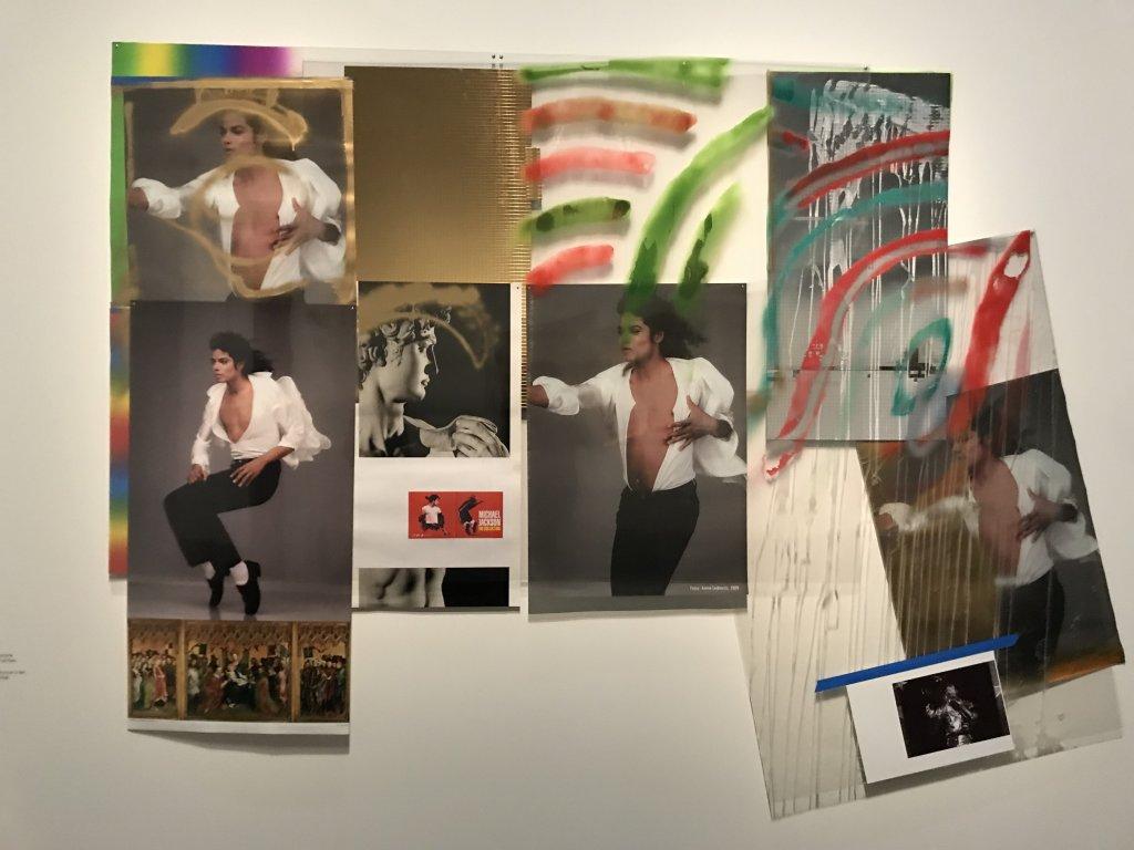 Vue de l'exposition Michael Jackson, On the Wall - Grand Palais (34)