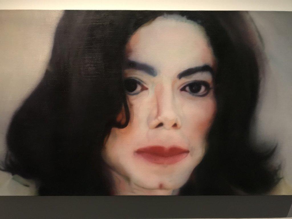 Vue de l'exposition Michael Jackson, On the Wall - Grand Palais (40)