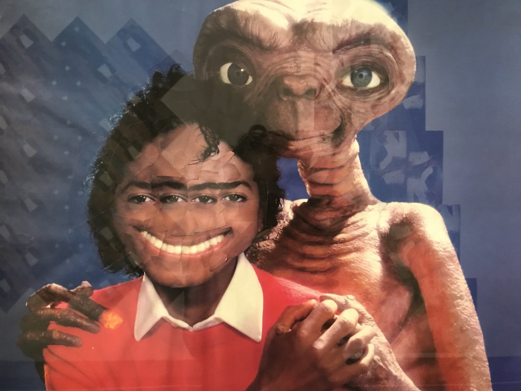 Vue de l'exposition Michael Jackson, On the Wall - Grand Palais (8)