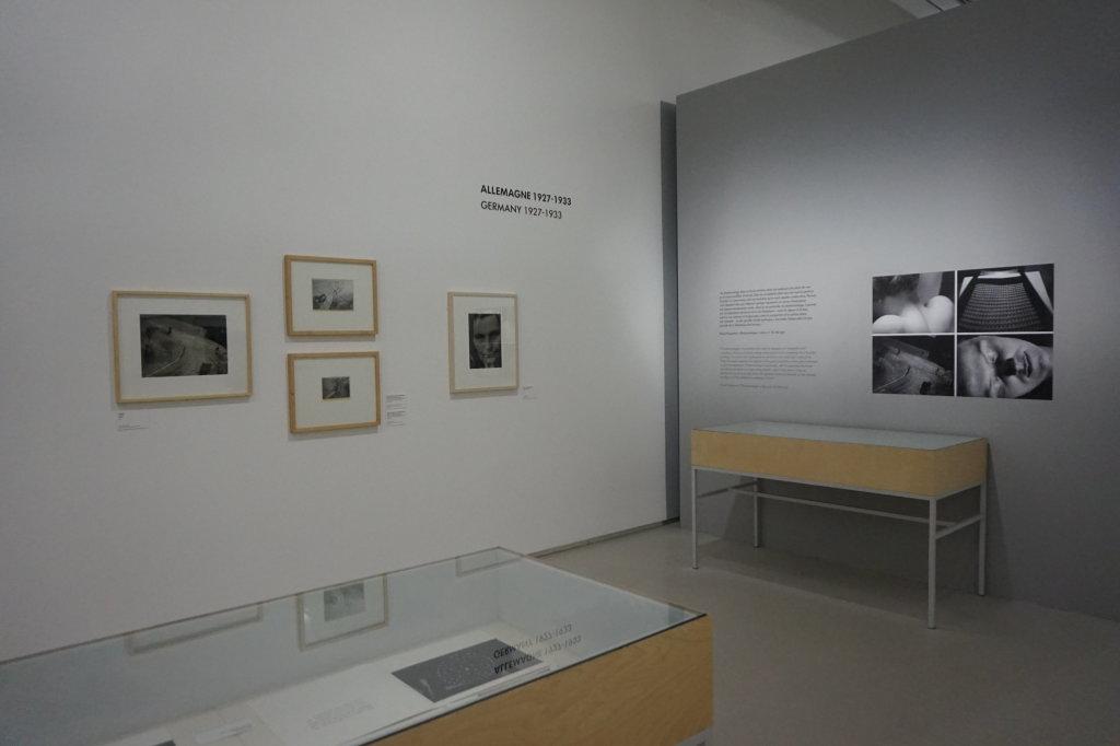 Vue de l'exposition Raoul Hausmann - Jeu de Paume (10)