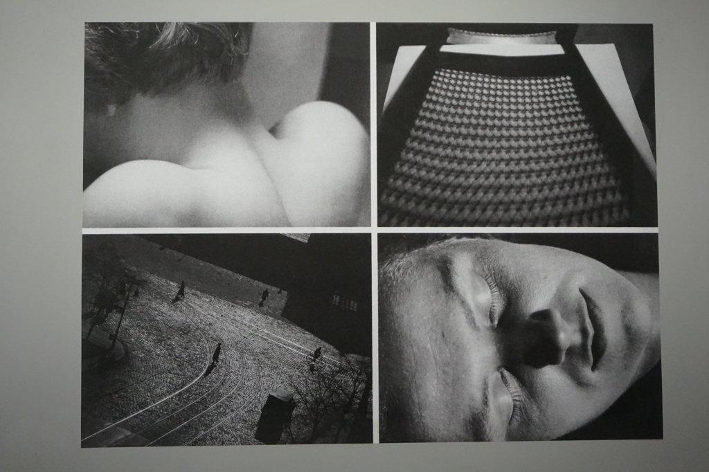 Vue de l'exposition Raoul Hausmann - Jeu de Paume (11)