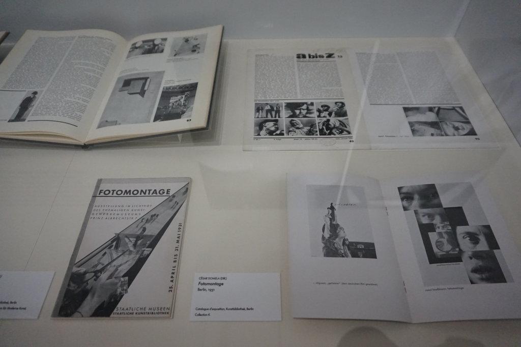 Vue de l'exposition Raoul Hausmann - Jeu de Paume (12)