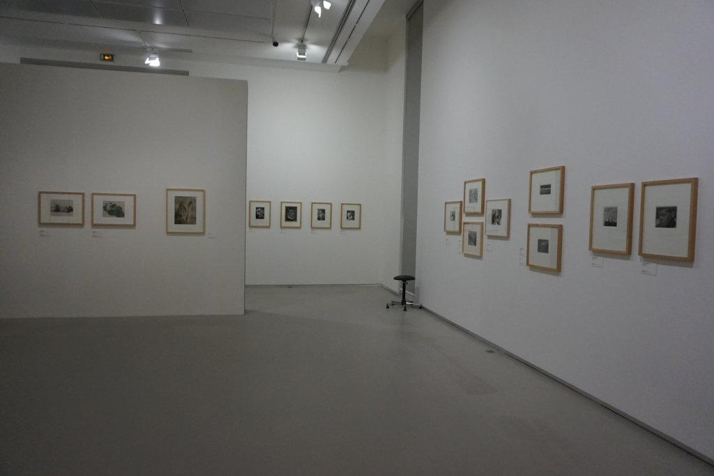 Vue de l'exposition Raoul Hausmann - Jeu de Paume (19)