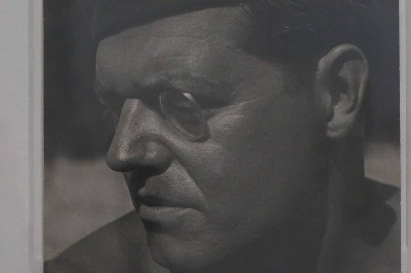 Vue de l'exposition Raoul Hausmann - Jeu de Paume (22)