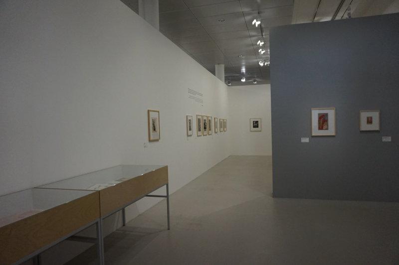 Vue de l'exposition Raoul Hausmann - Jeu de Paume (3)