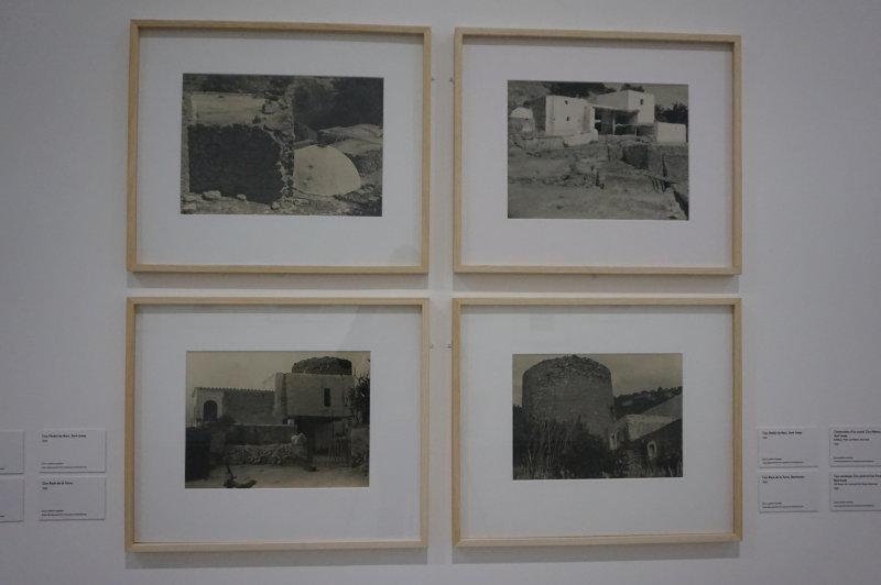 Vue de l'exposition Raoul Hausmann - Jeu de Paume (45)