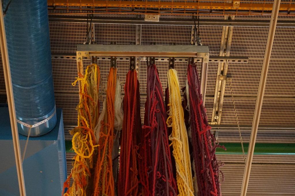 Vue de l'exposition Sheila Hicks, Lignes de vie - Centre Pompidou (108)