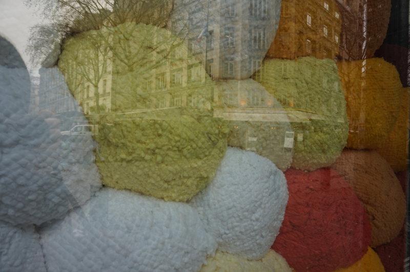 Vue de l'exposition Sheila Hicks, Lignes de vie - Centre Pompidou (116)