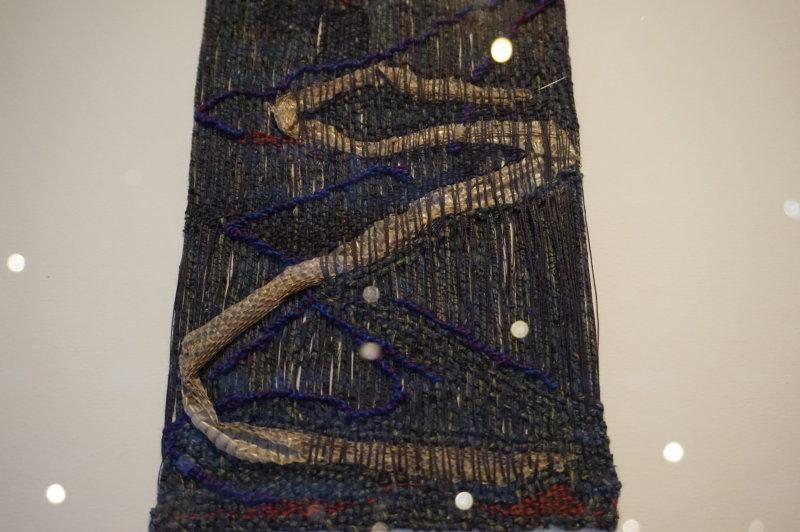 Vue de l'exposition Sheila Hicks, Lignes de vie - Centre Pompidou (40)