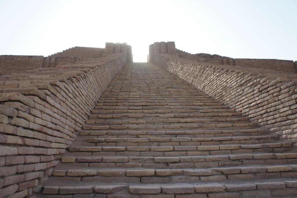 Ziggurat, Sarah Hassan, Ma'Dan, Pavillon de l'Eau