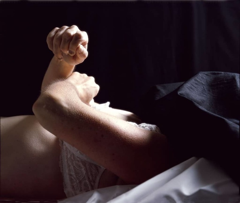 the morgue, andres serrano, expo in the city