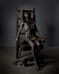 paul fryer, la pieta, expo in the city