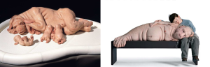 patricia piccinini, the young family, the long awaited, expo in the city