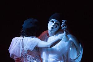 Spectacle Los Guardiola et leurs pantomimes dansantes au Théâtre Essaïon