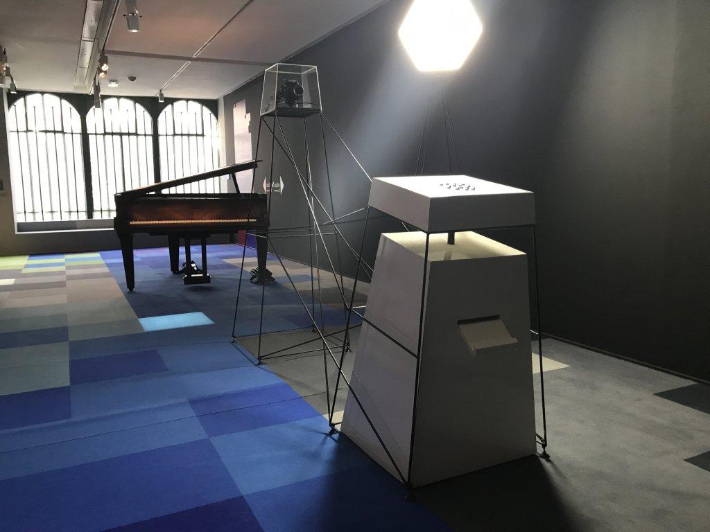 Vue de l'exposition La Belle Vie Numérique à la Fondation EDF (13)