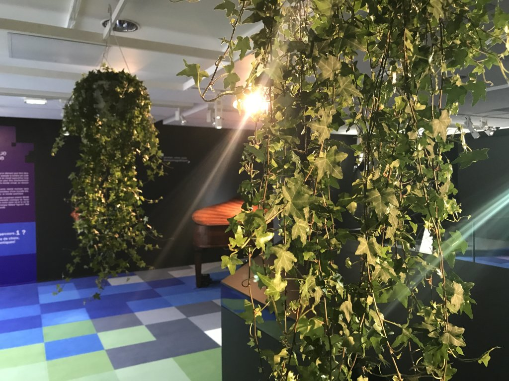 Vue de l'exposition La Belle Vie Numérique à la Fondation EDF (29)