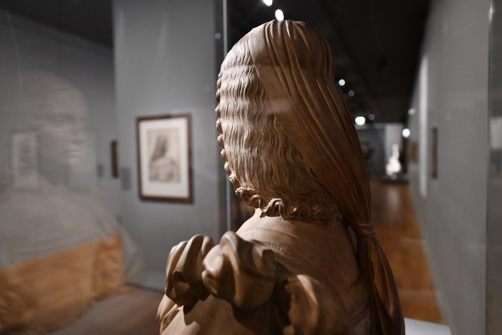 Vue exposition Léonard de Vinci - Louvre - Paris (16)