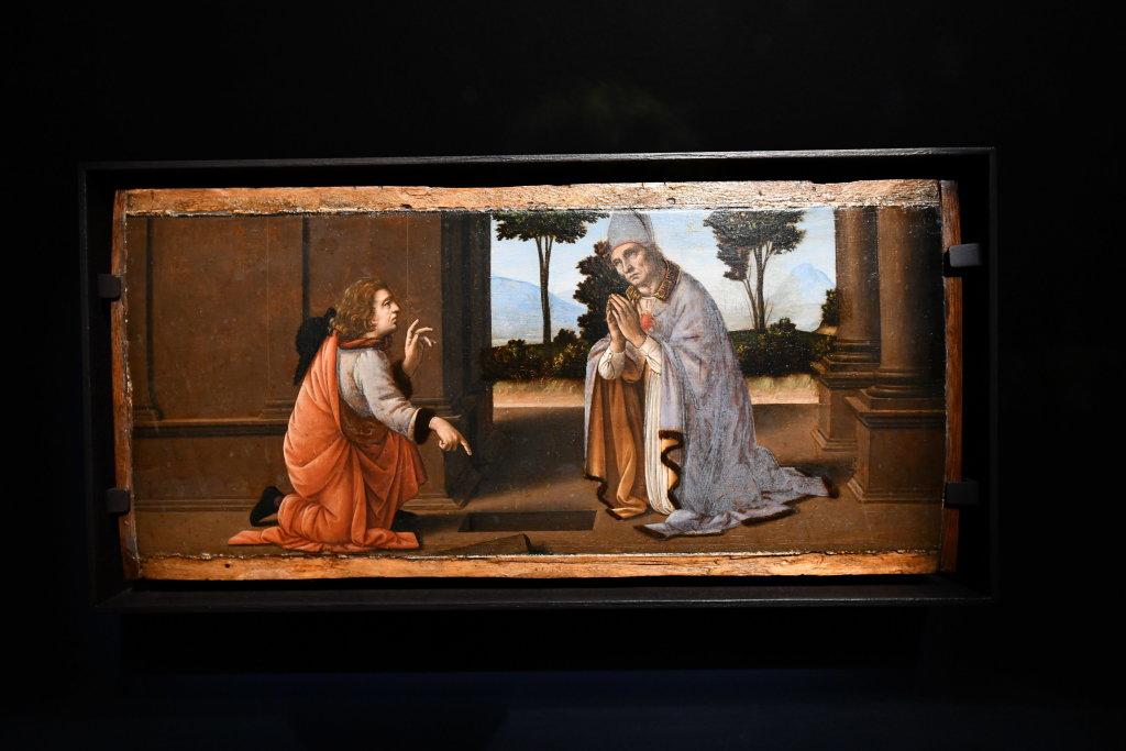 Vue exposition Léonard de Vinci - Louvre - Paris (28)