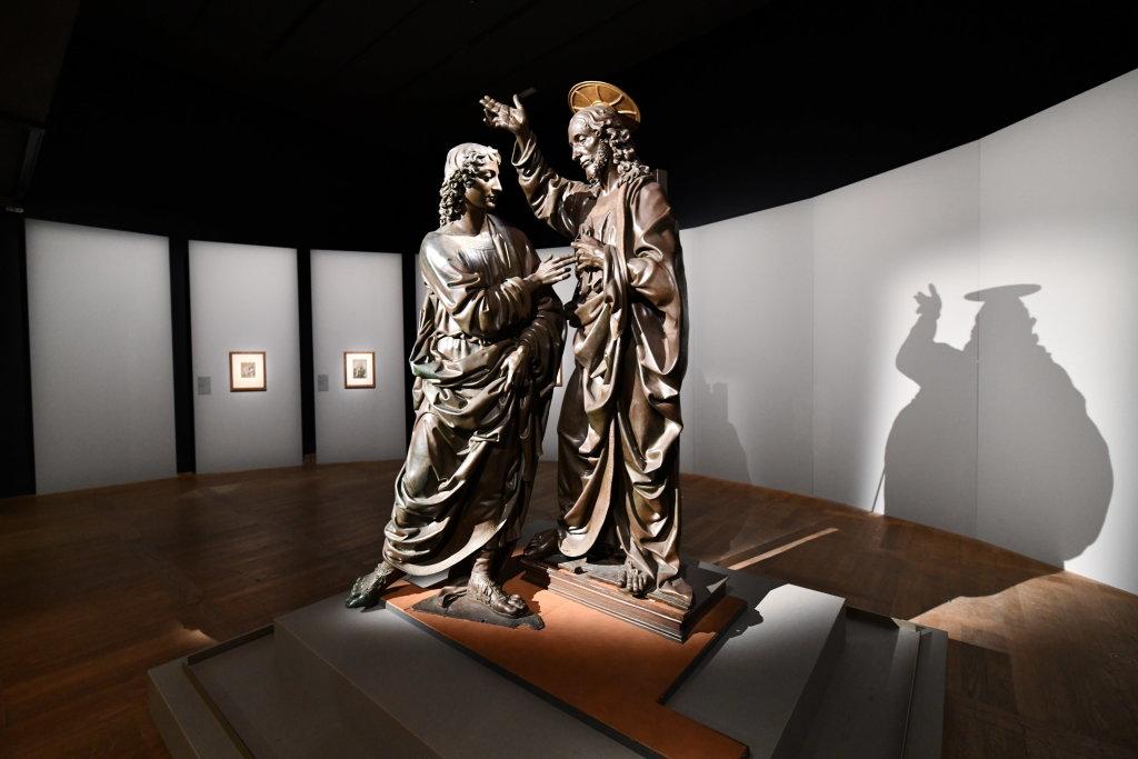Vue exposition Léonard de Vinci - Louvre - Paris (32)