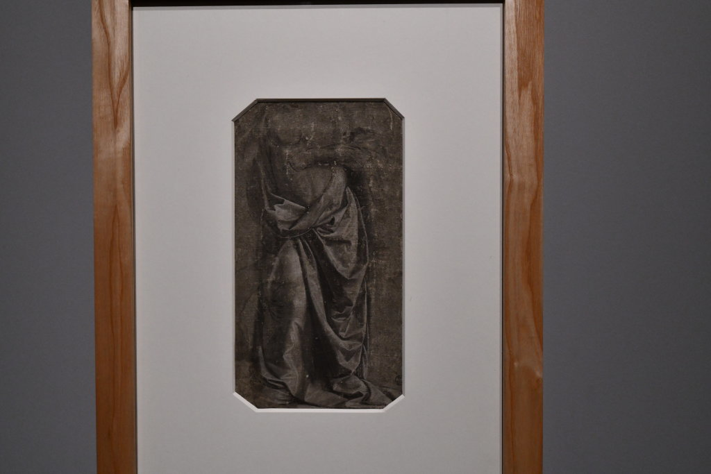 Vue exposition Léonard de Vinci - Louvre - Paris (33)