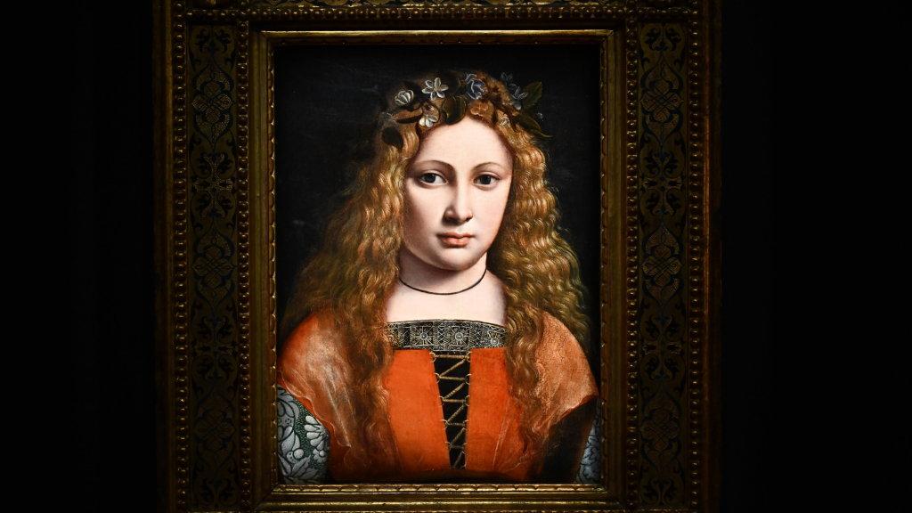 Vue exposition Léonard de Vinci - Louvre - Paris (38)