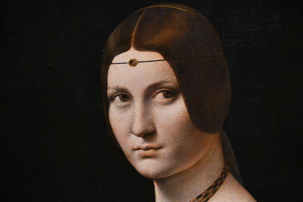 Vue exposition Léonard de Vinci - Louvre - Paris (40)