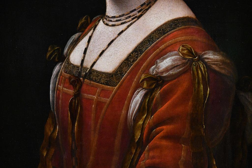Vue exposition Léonard de Vinci - Louvre - Paris (41)