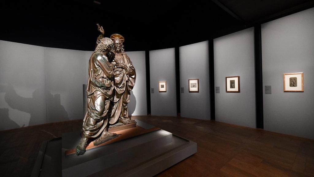 Vue exposition Léonard de Vinci - Louvre - Paris (46)