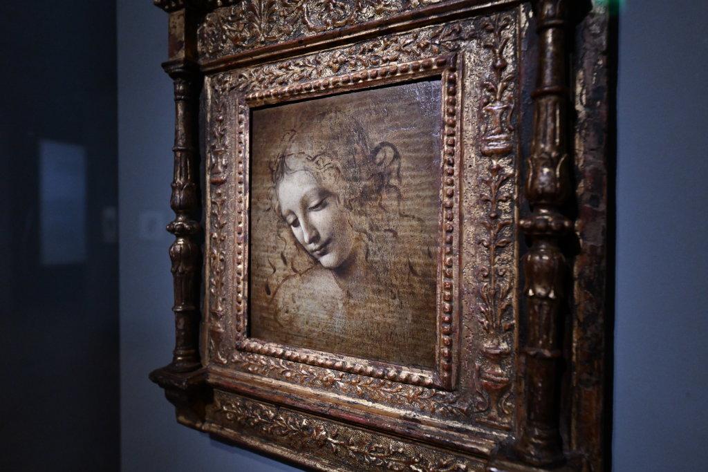 Vue exposition Léonard de Vinci - Louvre - Paris (58)