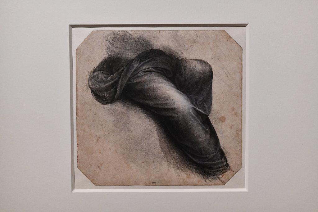 Vue exposition Léonard de Vinci - Louvre - Paris (59)