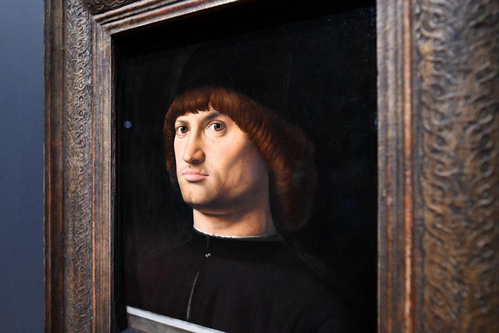 Vue exposition Léonard de Vinci - Louvre - Paris (65)