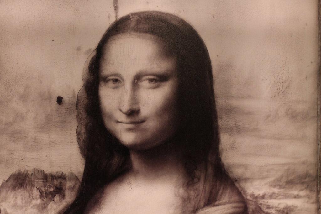 Vue exposition Léonard de Vinci - Louvre - Paris (7)
