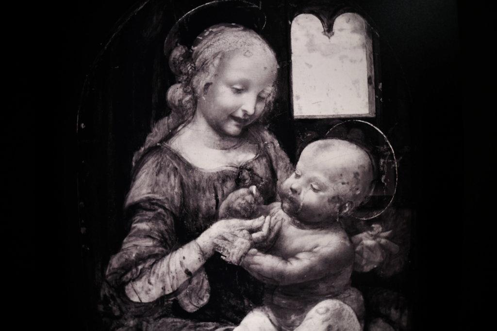 Vue exposition Léonard de Vinci - Louvre - Paris (70)